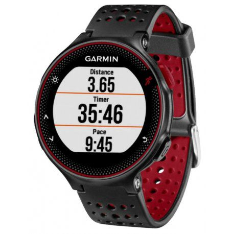 Monitor Cardíaco Garmin Fore Runner 235 Preto/Vermelho