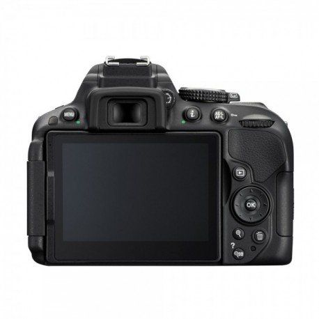 "NIKON D5300, AF-P DX 18-55MM VR , 24.2MP, FULL HD, LCD 3.2"", WI-FI"