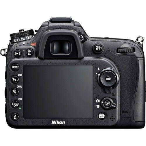 """NIKON D7100 AF-S 18-140MM 24.1MP, LCD 3.2"""", FULL HD, WI-FI"""