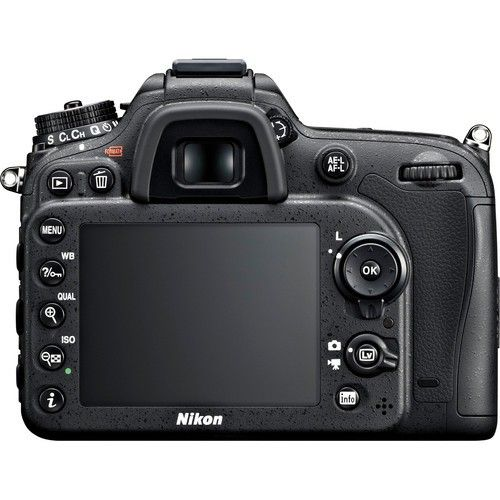 NIKON D7100 CORPO 24.1MP, FULL HD