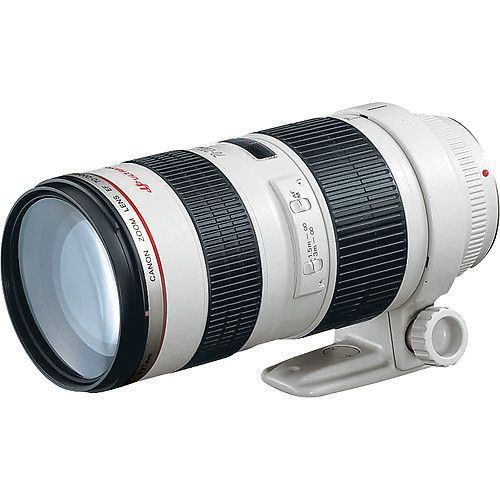 Objetiva Canon 70-200mm f/2.8L EF USM