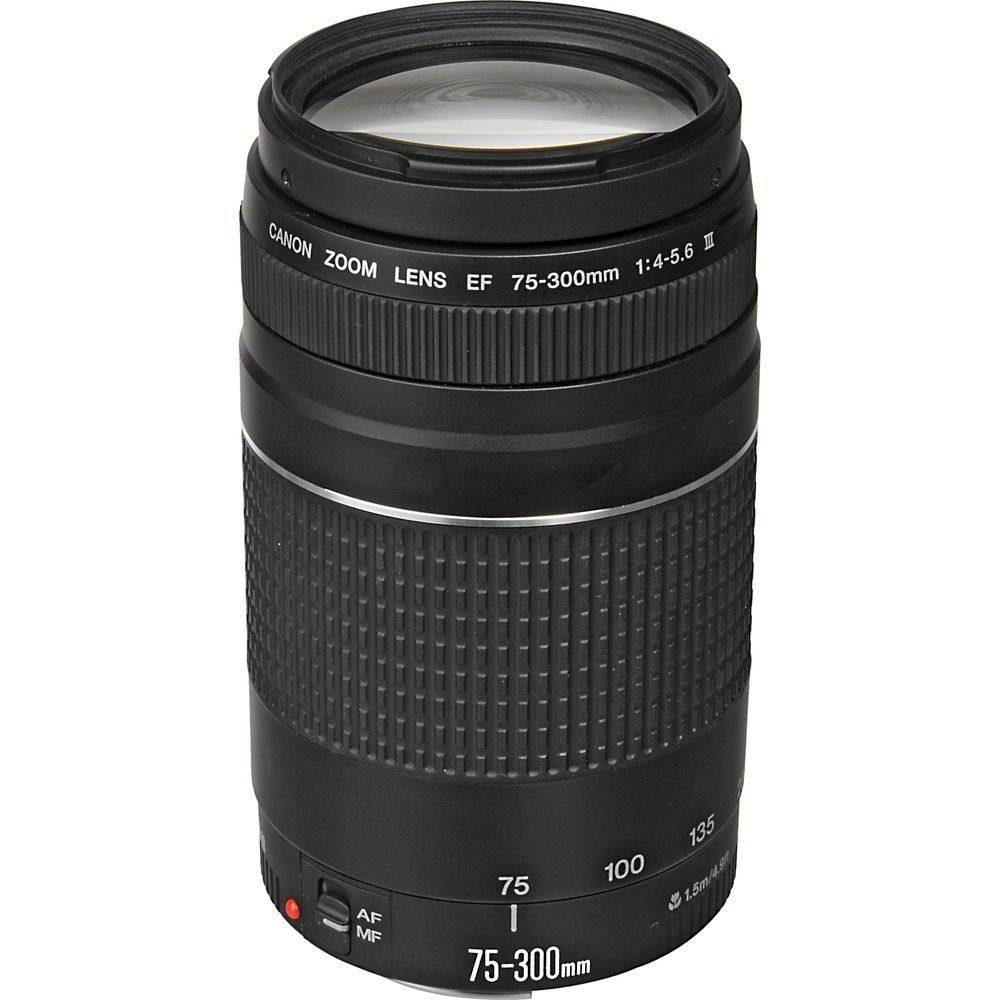 Objetiva Canon 75-300mm f/4-5.6 III EF