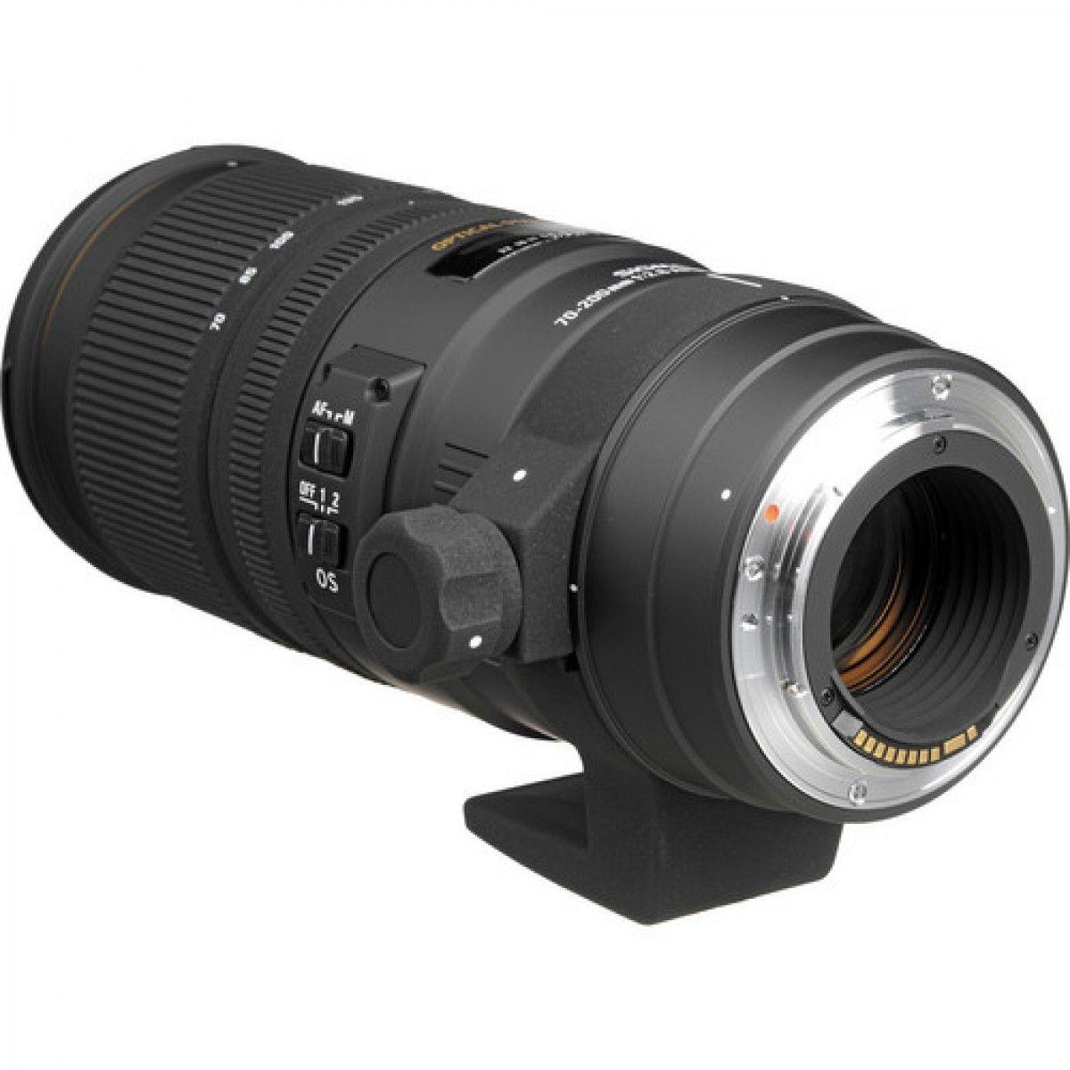 SIGMA 70-200MM F/2.8 EX DG APO OS HSM PARA CANON