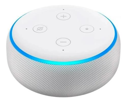 Smart Speaker Amazon Alexa Echo Dot 3 Lacrada
