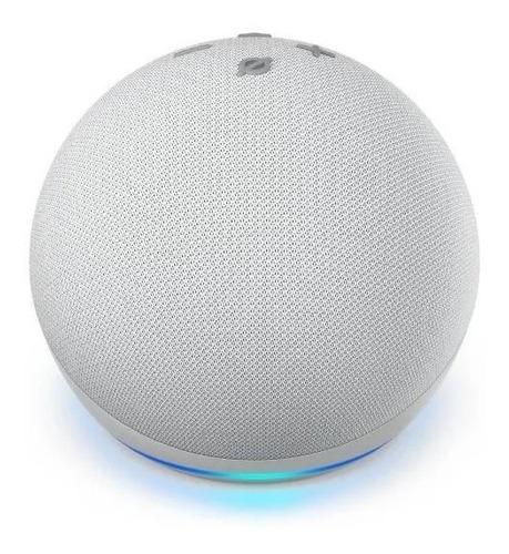 Smart Speaker Amazon Com Alexa Echo 4 Geração