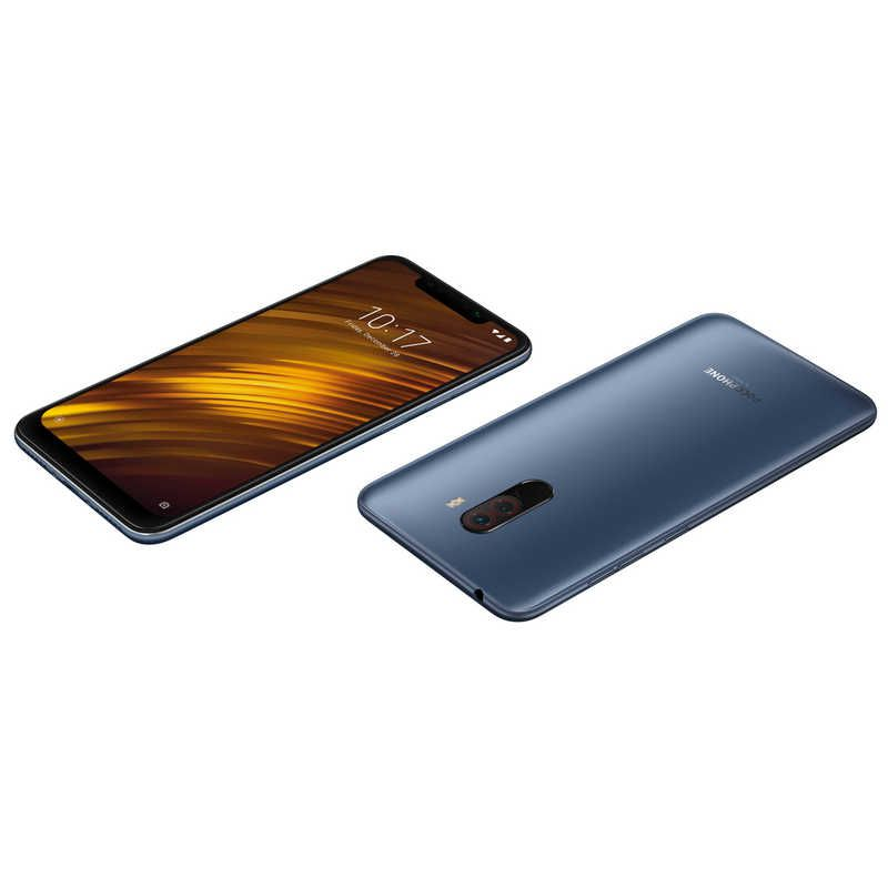 Smartphone Xiaomi Pocophone F1 128GB 6GB RAM Desbloqueado Preto