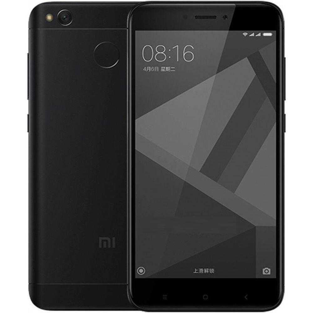 Smartphone Xiaomi Redmi 4x Dual Chip Android 6.0 Tela 5.0 32gb 4g Câmera 13mp - Grafite
