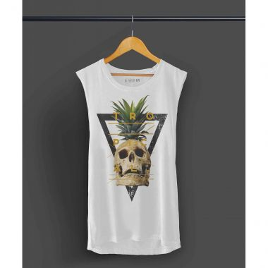 Regata Tropical Skull