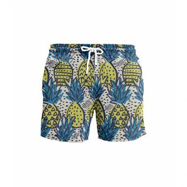 Shorts Abacaxi John