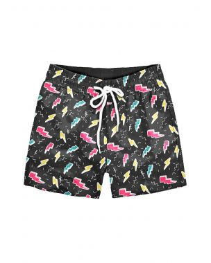 Swimming Shorts Thunderbolt