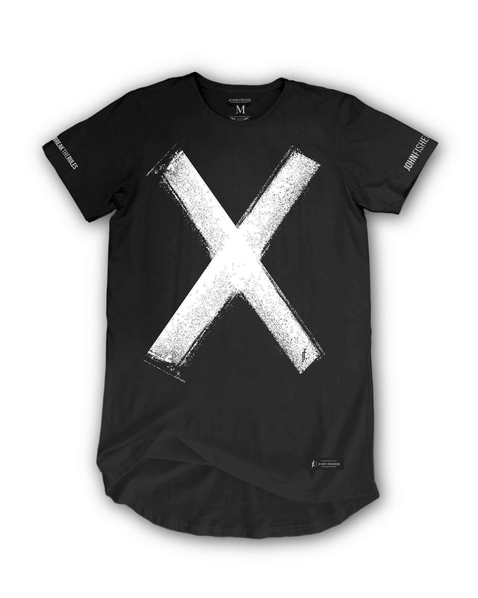 Long T-Shirt John Fisher X