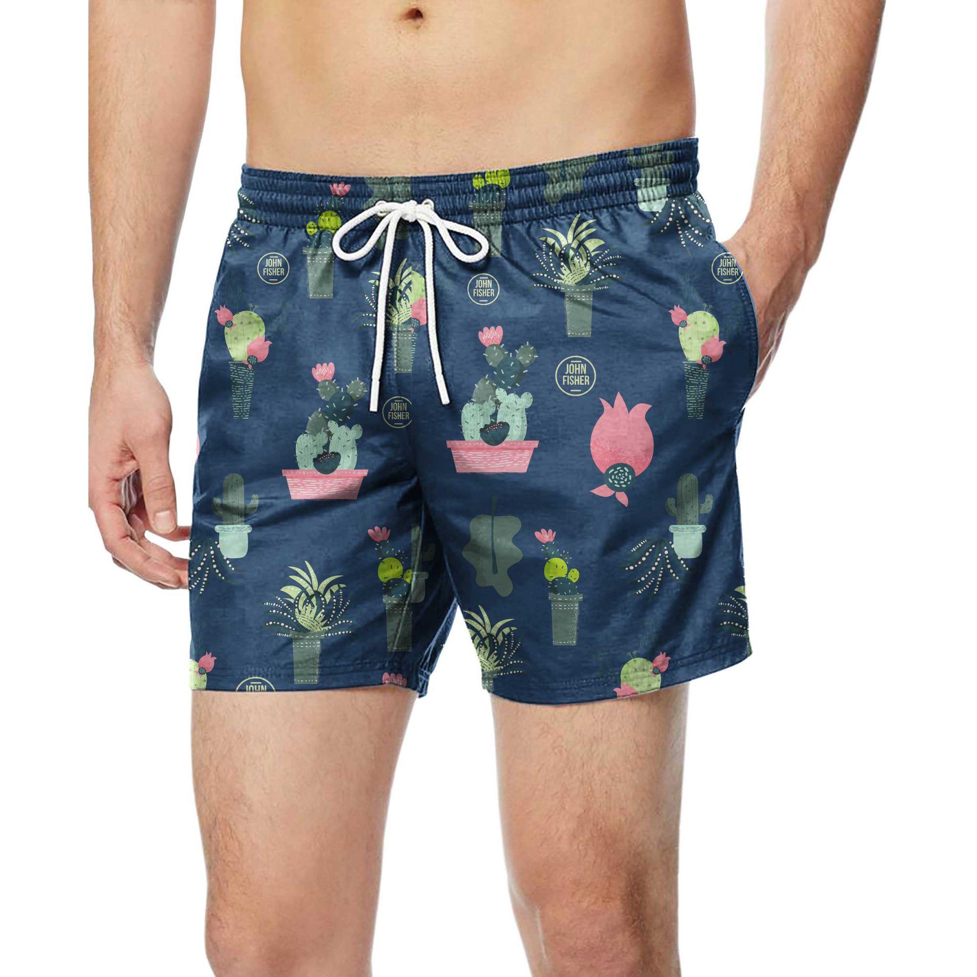 Shorts Cactus