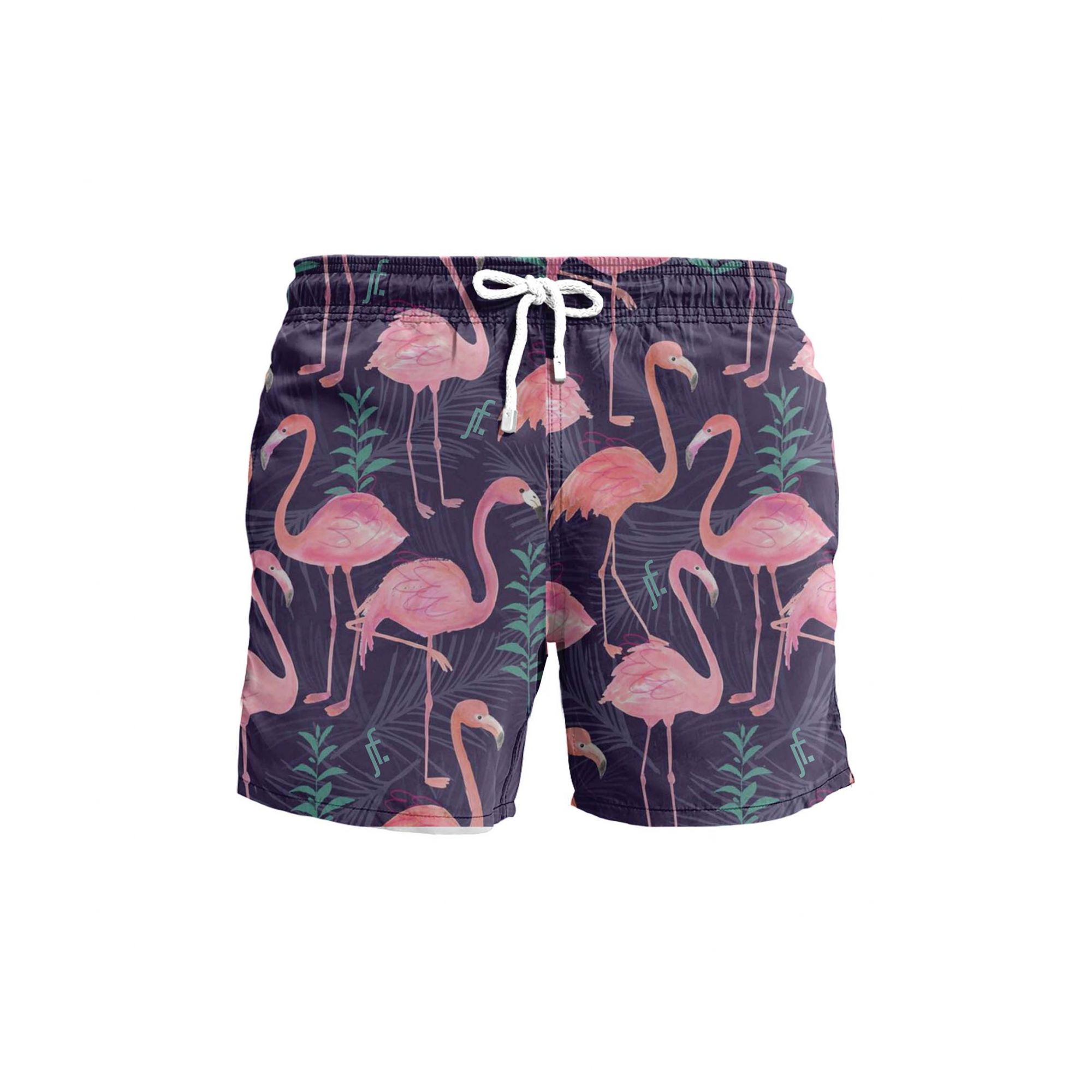 Shorts Flamingos