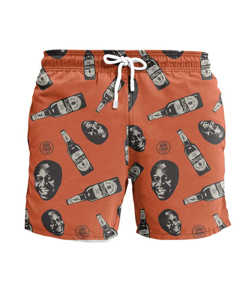 Shorts Mussum