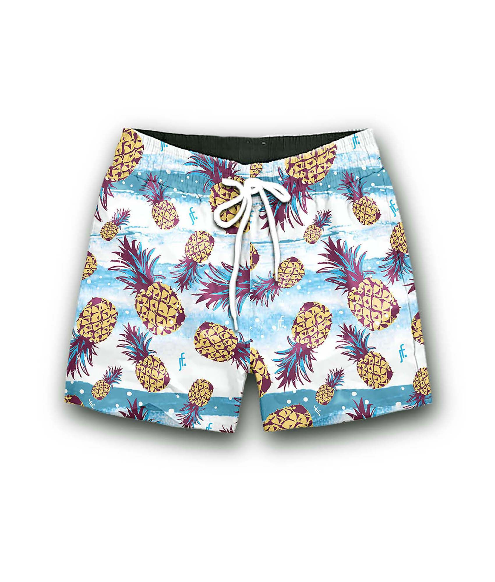 Swimming Shorts Pineapple