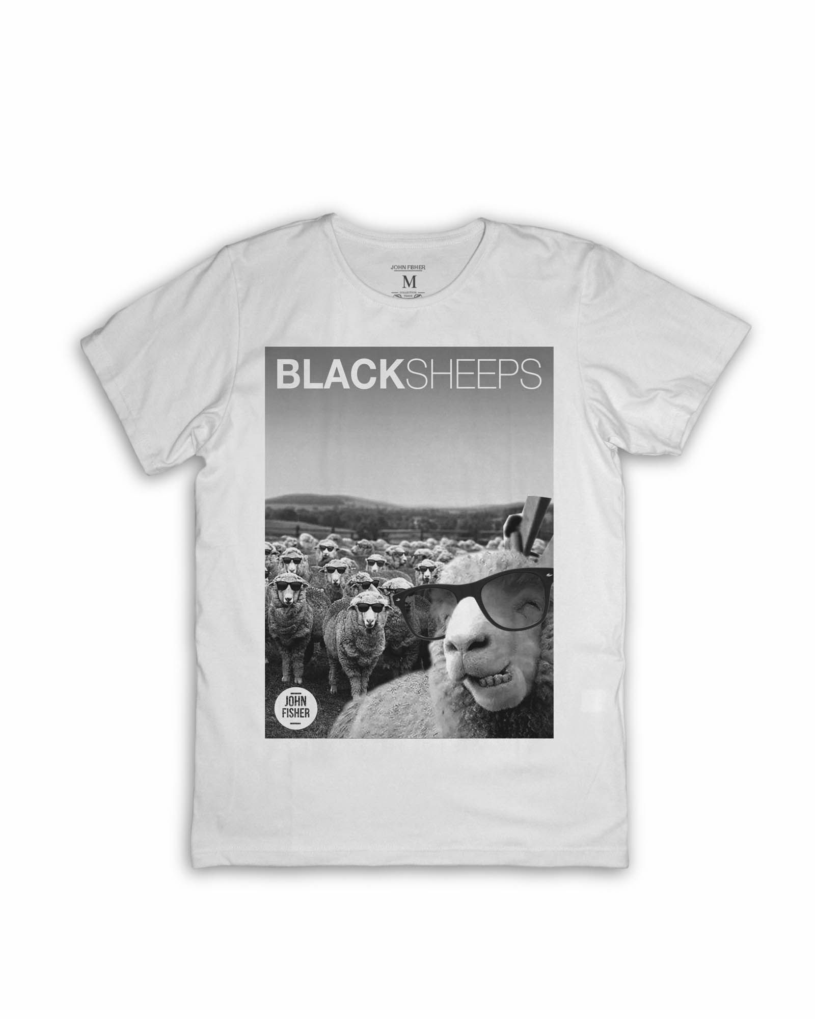 T-Shirt Black Sheeps