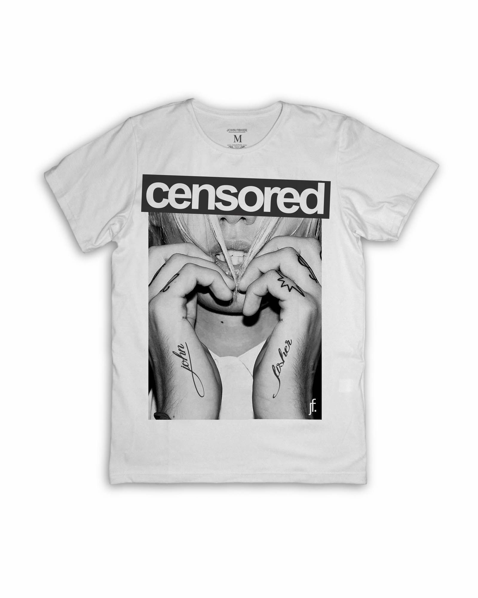 T-Shirt Censored