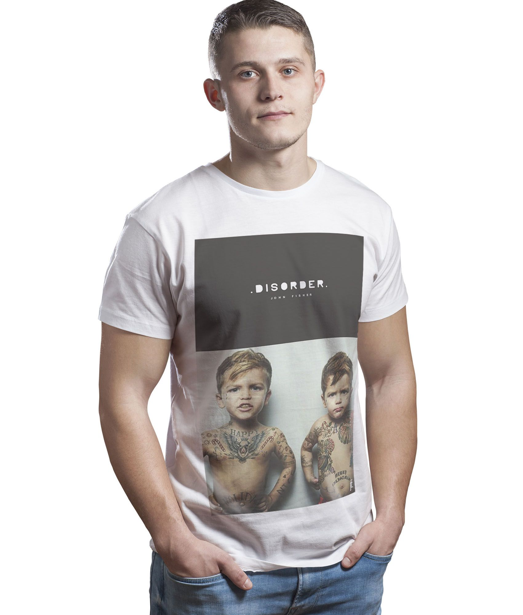 T-Shirt Children Desorder