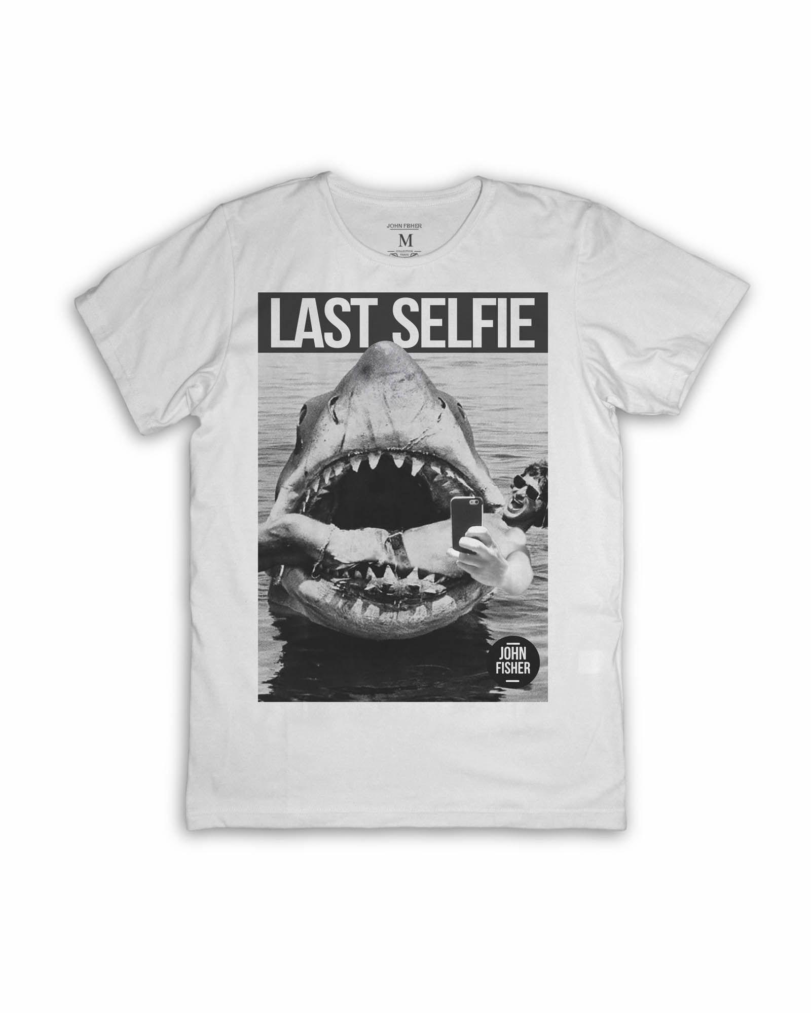 T-Shirt Last Selfie
