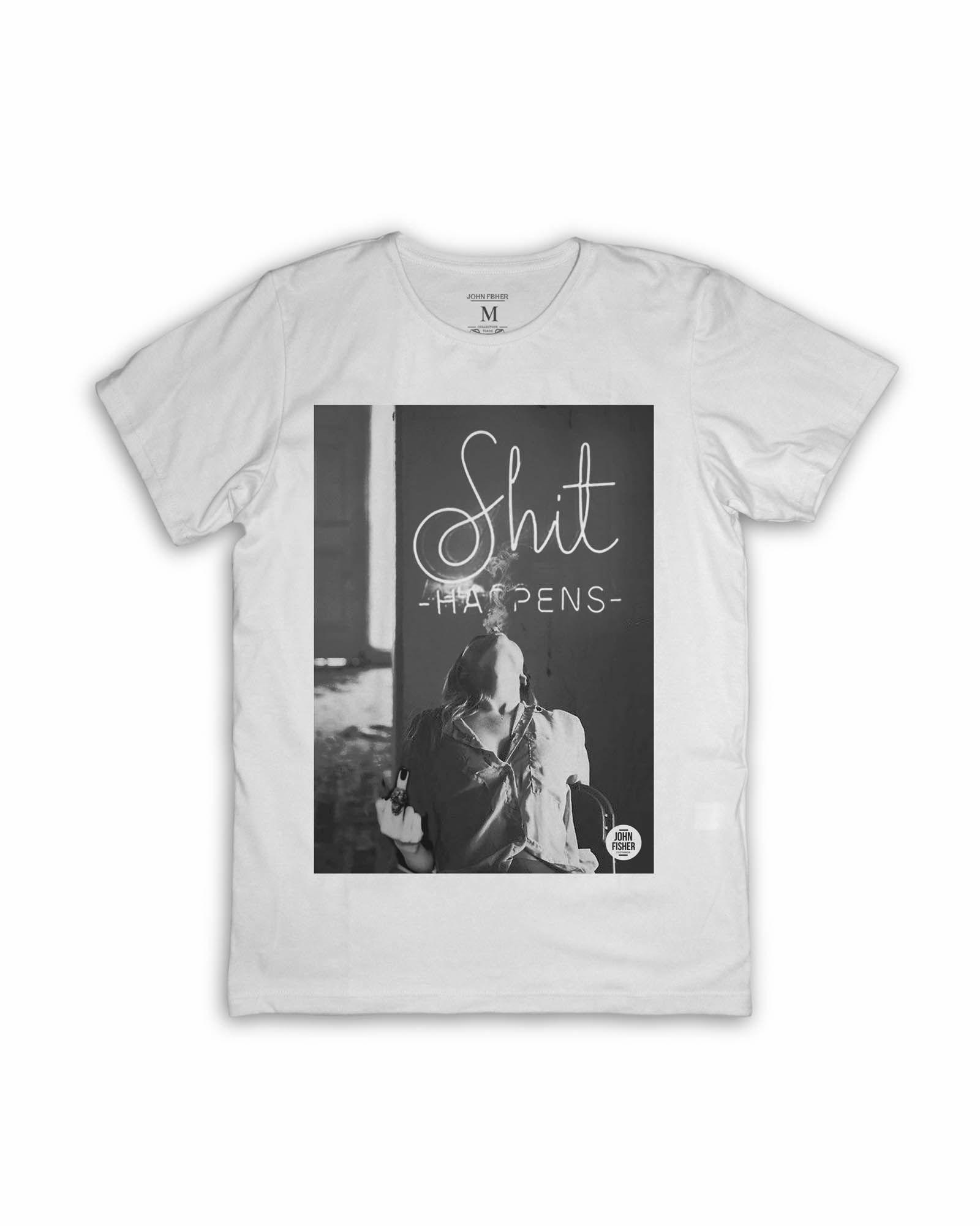 T-Shirt Shit Happens