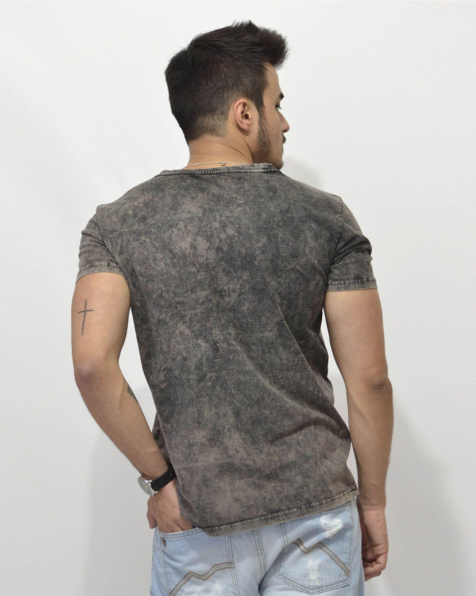 T-Shirt Tiger Tattoo