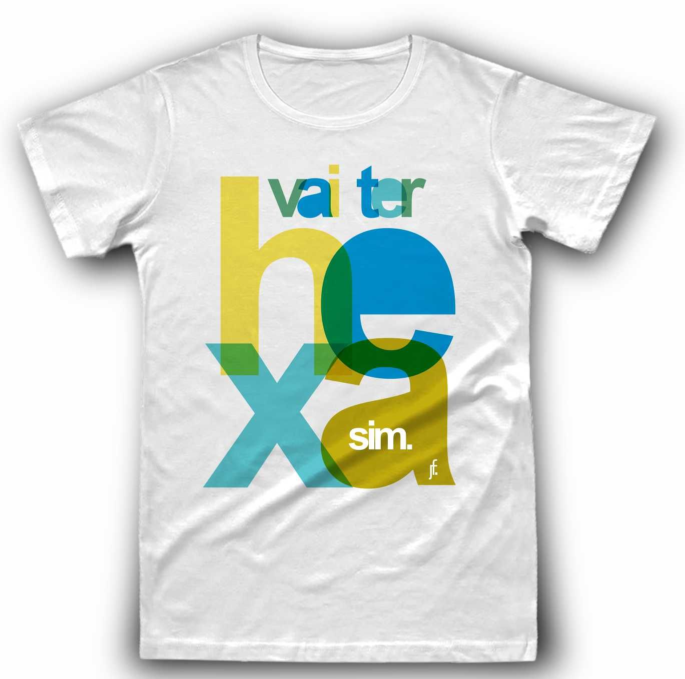 T-Shirt Vai ter Hexa Sim