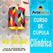 QUINTA - ÀS 10:00h - Curso de Cúpula CILÍNDRICA