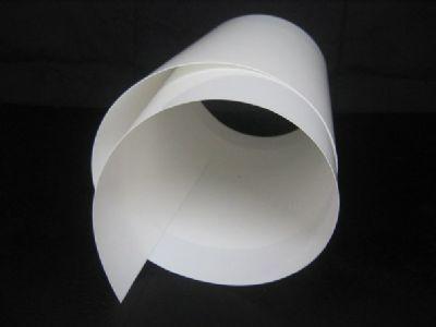 OPALINA BRANCA  - Gramatura 0,38mm - Medidas: 80cm larg x 100cm comprimento