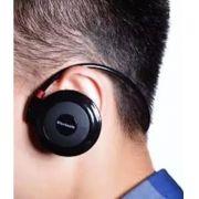 Fone de ouvido sem fio mini 503 com cartão micro Sd Radio Fmd