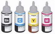 Kit de tintas para bulk ink epson