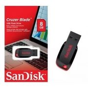 Pendrive de 8 gb Scandisk