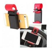 Suporte de celular para volante de veicular