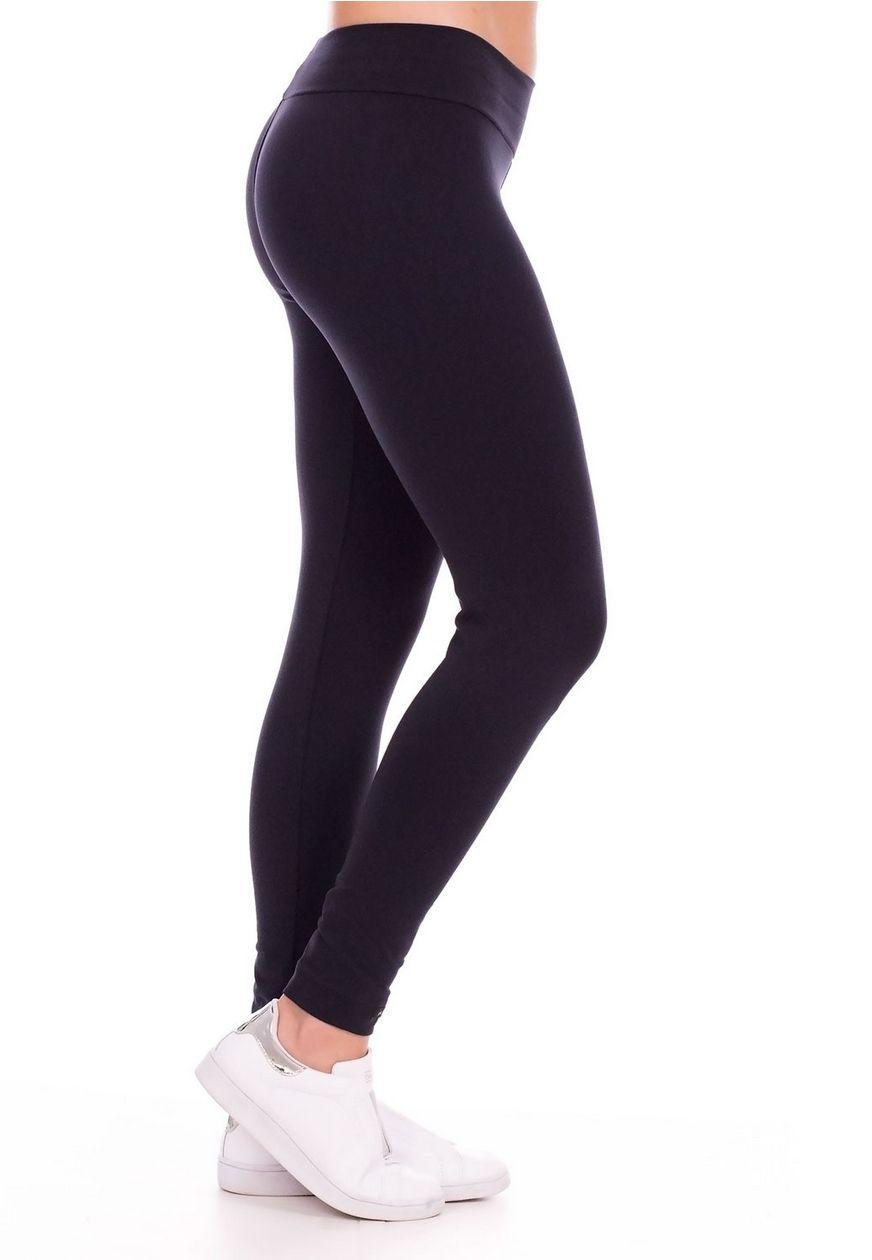 5157a157f Calça Legging K2B - Cós Alto 7cm - Sacks Moda Feminina