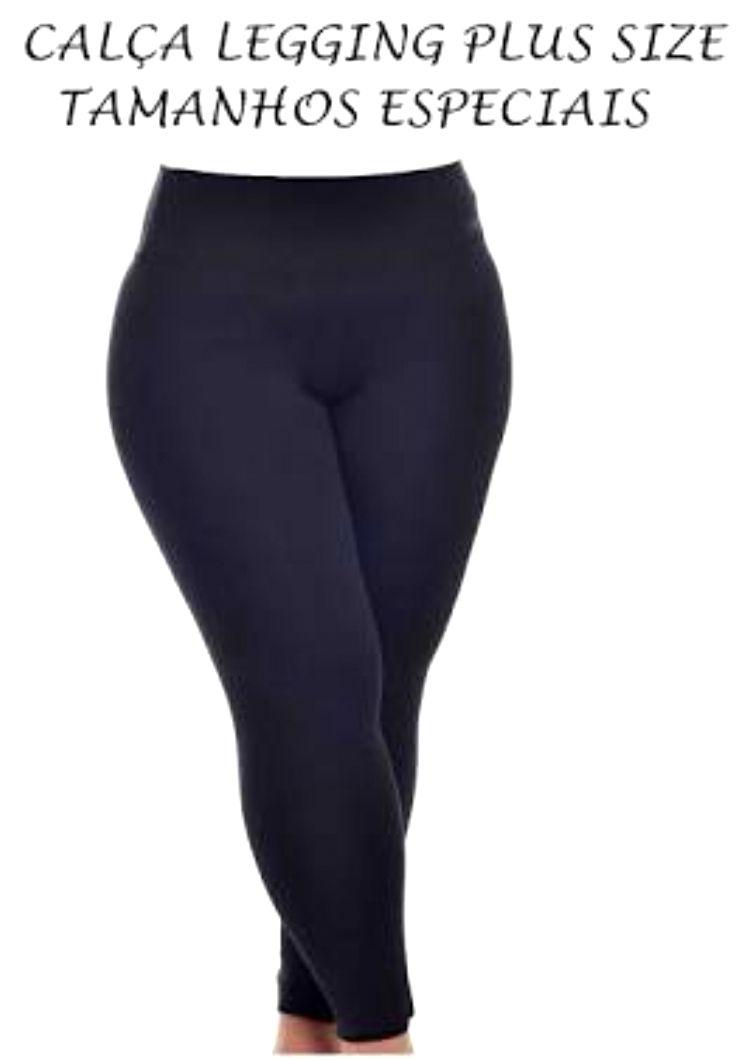 c479fafd4 Calça Legging K2B - Tamanhos Grandes - Sacks Moda Feminina