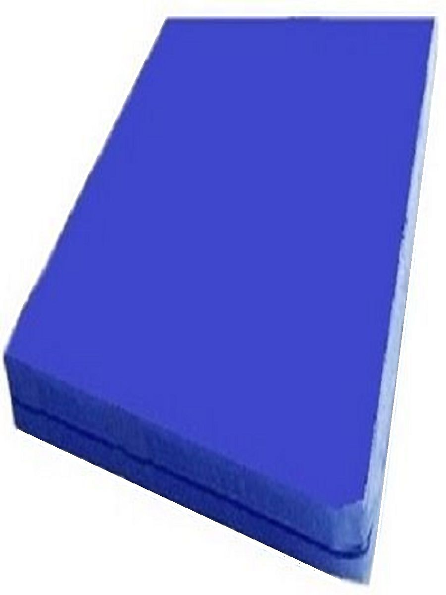 Capa Casal Impermeável Colchão Anti Alérgica Azul Promoção