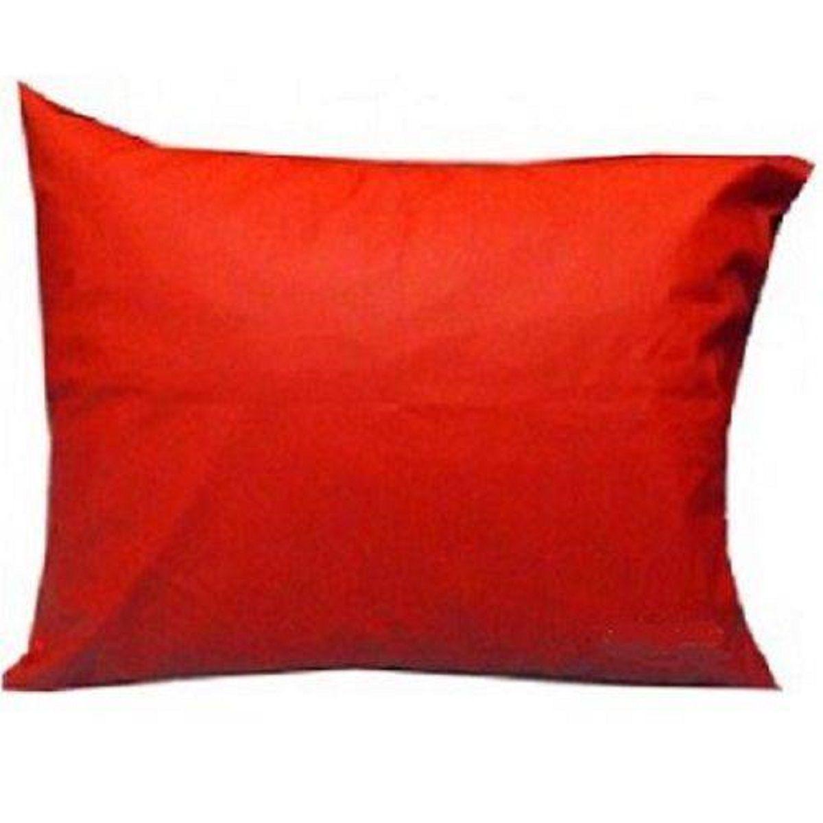 Capa Impermeável Para Travesseiro Hospitalar (50x70) Colorida C/ Zíper