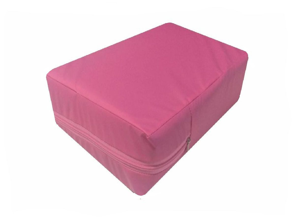 Capa Impermeável Solteiro Pink Hospitalar Várias medidas