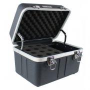 Case p/ 12 Microfones - FORCE Polyethylene - FOABSMIC12 - PROEL