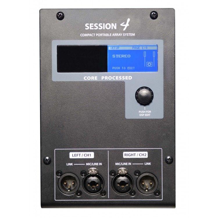 Caixa Acústica - Coluna Portátil - Ativa - 600W RMS - SESSION 4 - PROEL