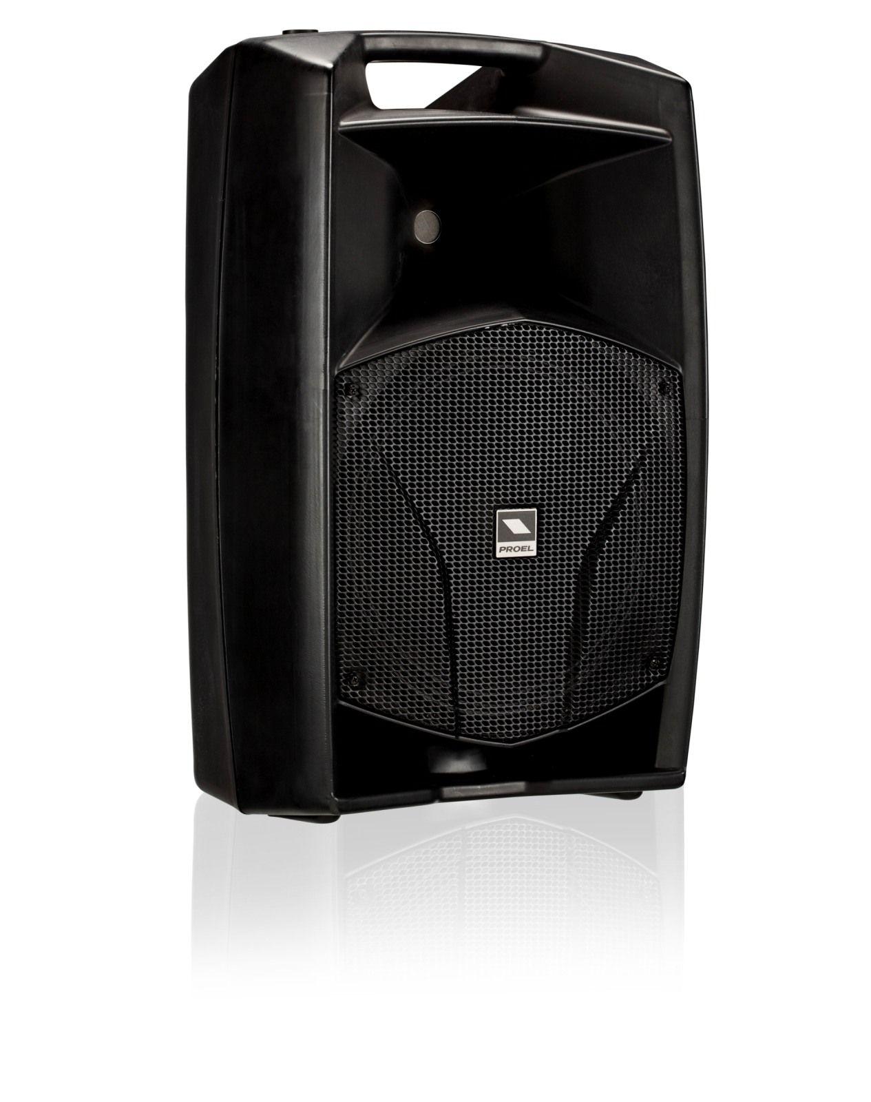 """Caixa Acústica Portátil 12"""" - Ativa - 300W RMS - V12A - PROEL"""