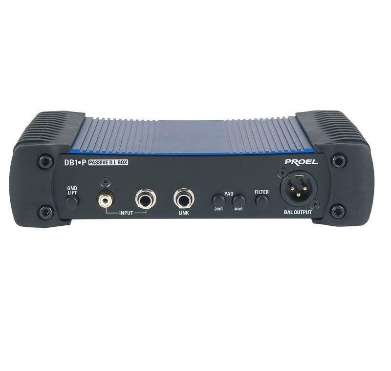 Direct Box Passivo - DB1-P - PROEL
