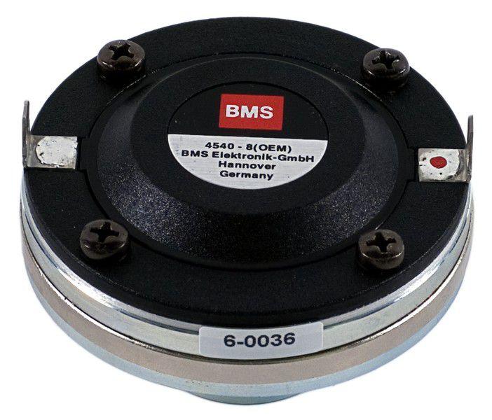 """Driver 1"""" - Neodímio - 60W AES - 114dB - 8 / 16 ohms - 4540ND - BMS"""