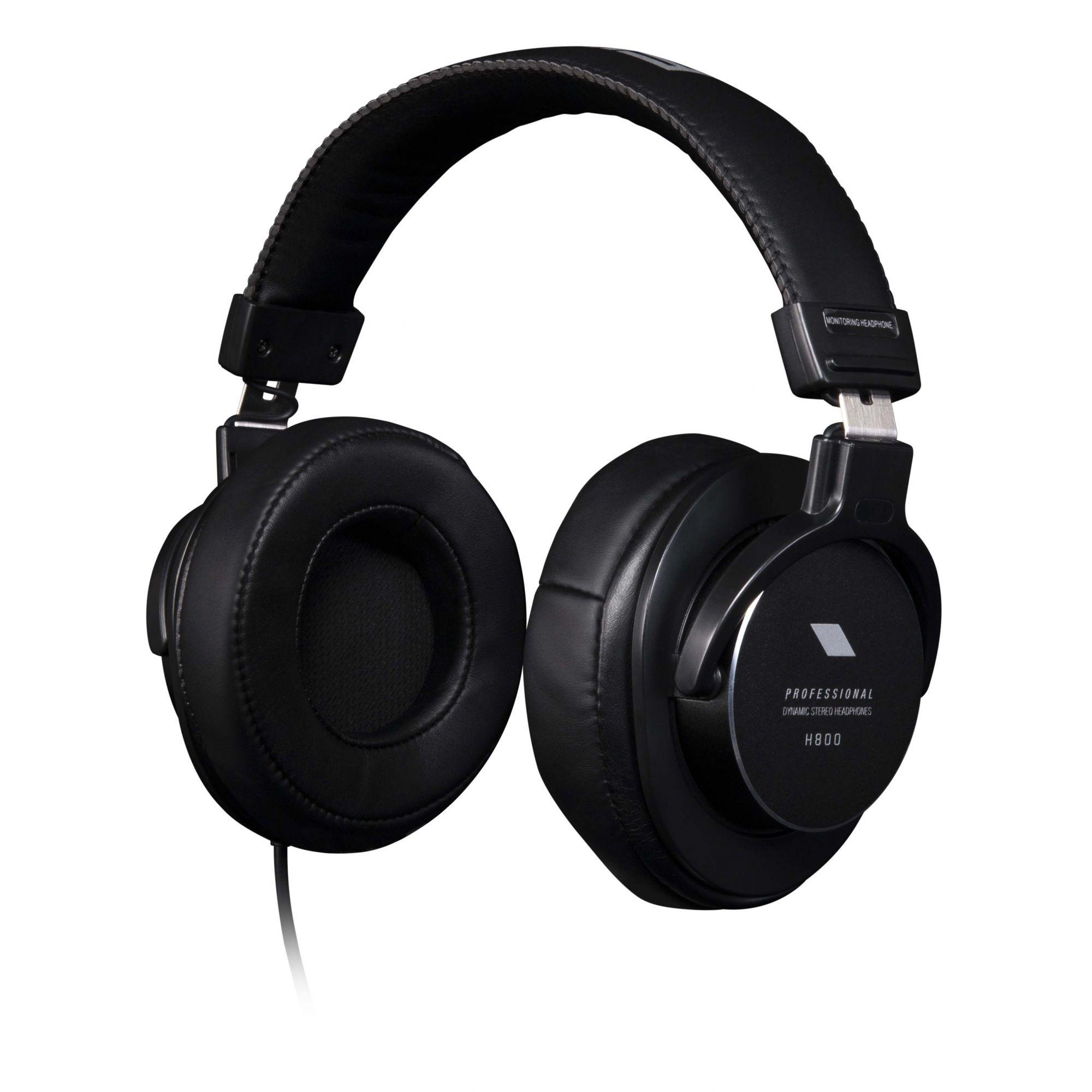 Fone de Ouvido - Profissional - Tipo Estúdio - Design Dinâmico/Fechado - H800 - PROEL