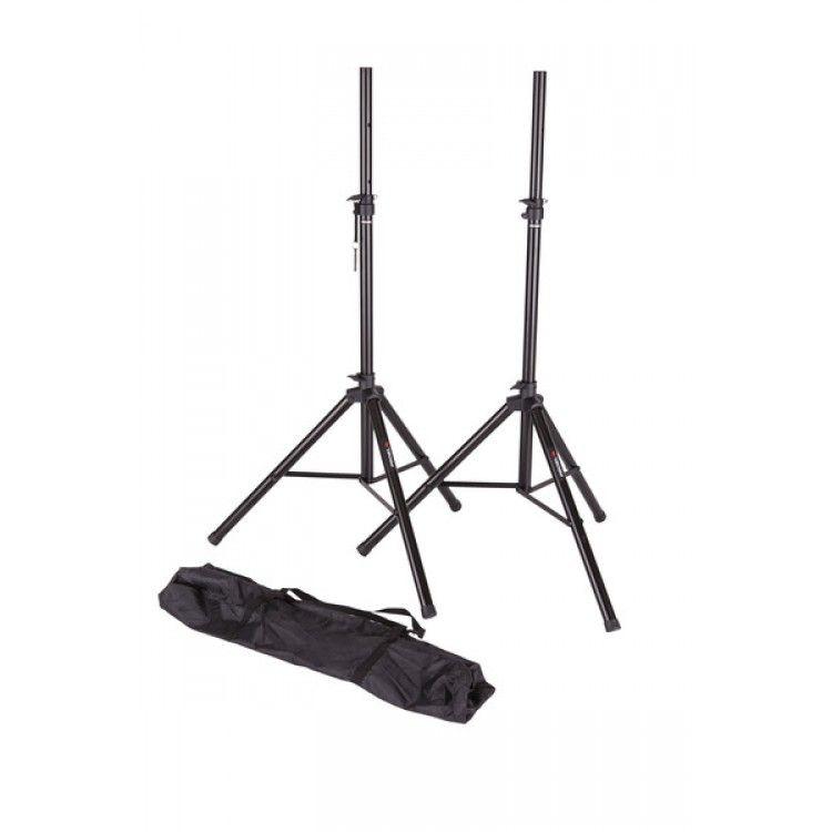 Kit de Suportes para Caixa Acústica - 2x Tripés - Aço - Incluso Bag - FRE180KITV2 - PROEL