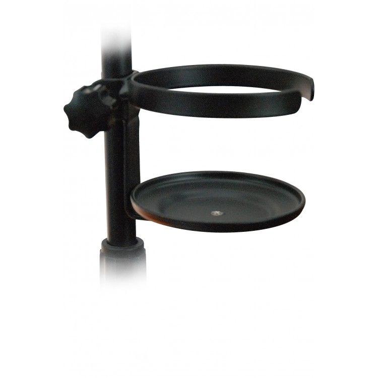 Suporte para Copo/Garrafa - Universal - Uso em Pedestal - RSM240 -  PROEL