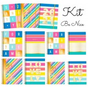 Kit Be Nice - 3 unidades
