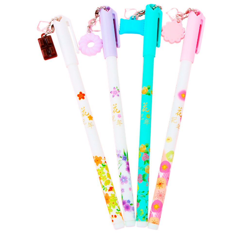 Caneta Floral Candy