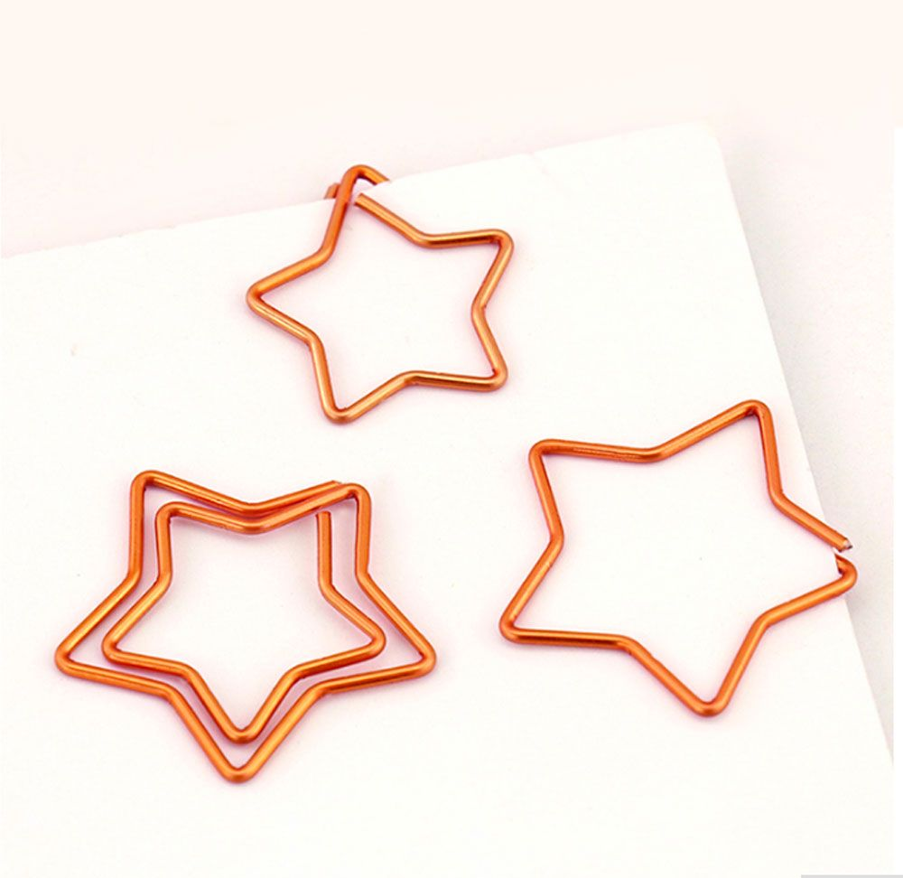 Clips Rose Gold