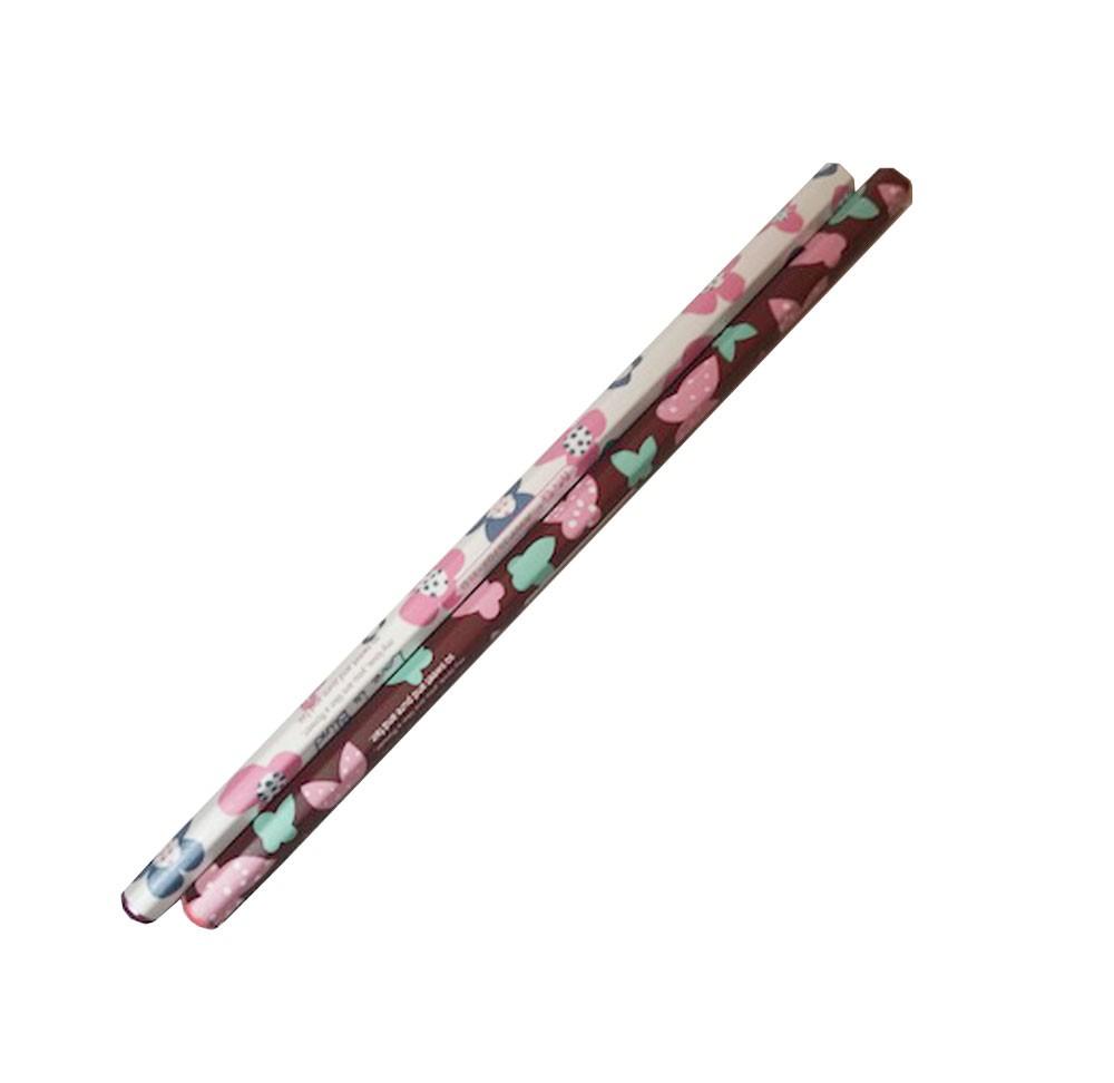 Lápis Grafite Flower