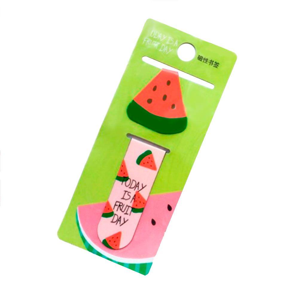 Marcador de Páginas Magnético Fruit